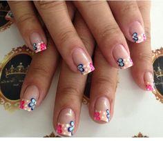 . Fun Nails, Pretty Nails, Beauty Nails, Hair Beauty, Valentine Nail Art, Nail Art Videos, Easter Nails, Nail Art Designs, Acrylic Nails