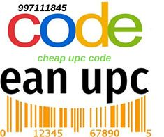 buy upc code for amazon