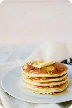 Frl. Moonstruck kocht!: Buttermilchpancakes