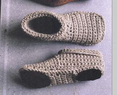 Ravelry: Slipper Boots pattern by SMP Craft