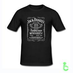Cheap Jack Daniels T-Shirt