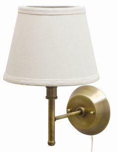 """Greensboro 13"""" Pin-up Wall Lamp"""