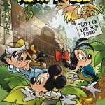Mickey Mouse Gift of Sun Lord Good Comics for Kids