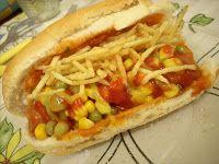 Cantinho Vegetariano: Cachorro-Quente (vegana)