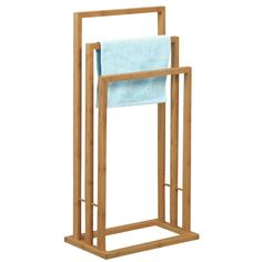 Found it at Wayfair.co.uk - Free Standing Towel Stand with 3 Bars