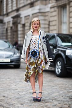 Kate Foley by Carolines Mode   StockholmStreetStyle