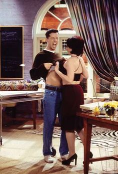Jack McFarland and Karen Walker totally made Will and Grace!