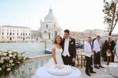 Unique Hotel Venue for your Wedding in Venice #venicewedding #destinationwedding #Italy