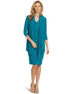 Jones New York Women`s Mock Jacket Dress $89.25