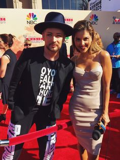 boy george iHeart Music Award