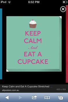 Keep it calm