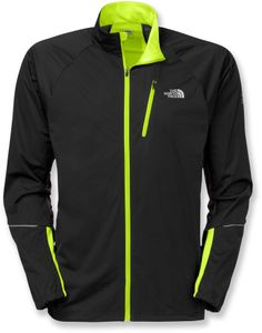 Feels great on those cool morning runs, and looks great hanging out at the cafe—The North Face Men's Apex Lite Jacket. #REIGifts