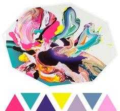 Colour Code, Neon Accents, Blogging Tips, Colour, Design, Colour Palettes
