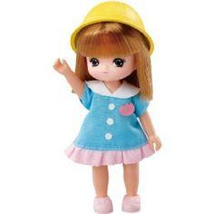 Takara Tomy Licca Doll Kindergarten Uniform Miki Chan (429142)