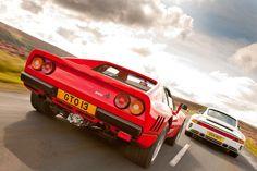 Ferrari 288 GTO & Porsche 959