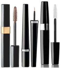 Nuit Infinit De CHANEL, Collezione Natale 2013 - http://www.tentazioneluxury.it/nuit-infinit-de-chanel-collezione-natale-2013/ #collection #makeup #mascara