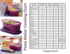 Pasta lovers http://dianamcbride.my.tupperware.com/ ENGLISH http://es.tupperware.com/enes/  SPANISH