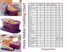 34 tupperware microwave pasta maker