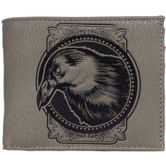 Timesuper Vintage Crow Raven Head Bracelet Gothic Open Screw Cuff Bangle Wristband Bracelet Jewelry for Men,Ancient gold