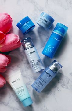 The secret to glowing, luminous skin? A Korean-inspired skincare regimen. @jmelee1221 cleanses, tones, hydrates, and protects her pores with Laneige products. Available only at Target. http://makeuplifelove.com/2015/06/easy-steps-to-glowing-skin-laneige-targetstyle/