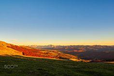 cloudless sky in Irati - Escapada a Irati, con los cielos despejado