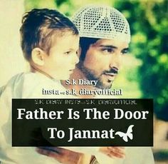 May Allah grant our parents good health and keep them safe and grant them jannah. Family Love Quotes, Dad Quotes, Daughter Quotes, Good Life Quotes, Couple Quotes, True Quotes, Father Daughter, Qoutes, Love You Papa