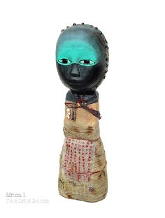 Inspiration Hut - Doll Sculptures by Mariana Monteagudo - Inspiration, Miscellaneous
