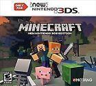 Minecraft: New Nintendo 3DS Edition (New Nintendo 3DS 2017)