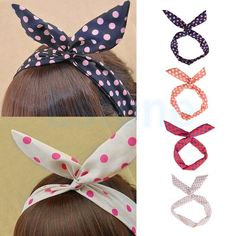 Diademas de tela y alambre la ultima moda en accesorios para el cabello