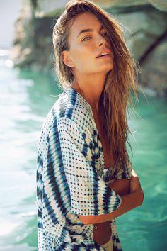 Stevie Kimono | Day Breeze Flynn Skye Summer 2015 | Shot by Cameron Hammond