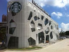 USA Today: The Coolest Starbucks Locations Around the World.