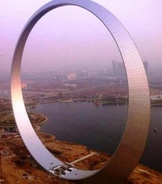 Wowww !! - Ring of Life, China.