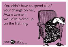 Haha I sooooooo would have!!!