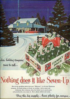 vintage christmas advertising 29