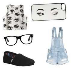 """""""Simple"""" by kalistaraine06 ❤ liked on Polyvore"""