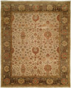 Famous Maker - Famous Maker Angelica 100957 Neutrals Area Rug #13538