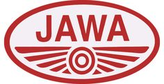 Jawa Moto - Founded: Founder: František Janeček. In 1934 JAWA introduced its first car, the JAWA which was DKW-based. Motorcycle Decals, Motorcycle Logo, Motorcycle Posters, Moto Logo, Bike Logo, Logo Formation, Bultaco Motorcycles, Bike Names, Jawa 350