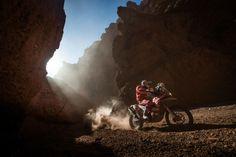 Dakar 2017, etapa 11: Iván Cervantes caiu e está parado na especial