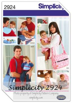 My Sewing Wishlist - Baby Clothing/Accessory Patterns
