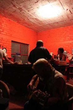 Expat jam in San Blas, Mexico - Guitarist