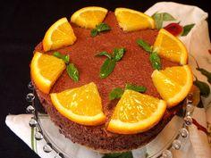 Cocinando con Lola García: Tarta mousse de chocolate y naranja