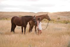 """Alexis Miller – Class of 2017 – with her APHA gelding """"Thanks For Zip En Me"""" (Winston) and her AQHA gelding """"RL Only Sudden"""" (Ricky Bobby) in Wheatland, Wyoming.  Alexis shows under the guidance T and L Quarter Horses.  Kirstie Marie Photography www.kirstiemarie.com"""