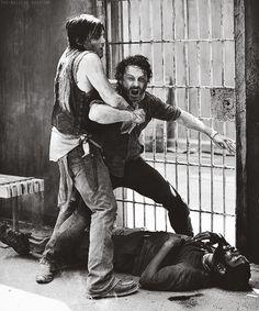 "Rick, Daryl, & Tyreese ""Isolation"""