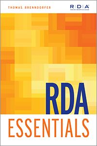 RDA Essentials - Books / Professional Development - Books for Academic Librarians - Books for Public Librarians - New Products - ALA Store