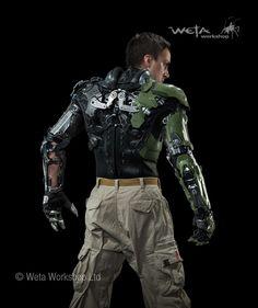 Weta Workshop Green Goblin Costume
