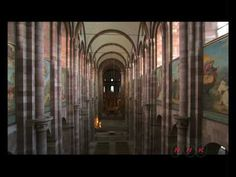 SHORT VIDEO: (2:43) Speyer Cathedral is the largest Romanesque cathedral in the world. Highly recommended.