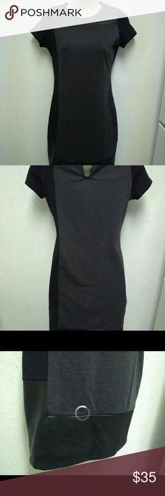 Dress PXS 76% polyester,20% rayon, 4% spandex. Machine wash cold Wossiuo Dresses Mini
