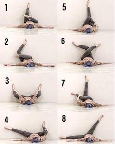 #Beginners  #inspiration  #Photography  #photos  #Poses  #Yoga   #inspiration #YOGA YOGA inspiration YOGA for beginners YOGA poses YOGA photos YOGA photography YOGA... - - Yoga Bewegungen, Wall Yoga, Yoga Moves, Yoga Flow, Yoga Meditation, Stretching Exercises, Stretches, Iyengar Yoga, Yoga Inspiration