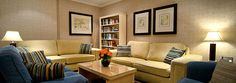 Luxuriously comfortable meeting room available at The Beaufort Hotel, Knightsbridge. http://www.thebeaufort.co.uk/blog/