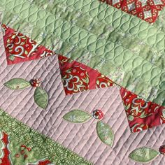 Amanda Murphy Design - Christmas Quilt
